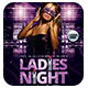 Ladies Night Out | Flyer Template - GraphicRiver Item for Sale