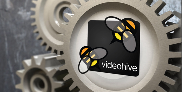 After Effects Project - VideoHive Cinematic 3D Gear Reveal 699352