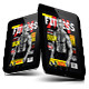 Fitness Tablet Magazine Issue 2 - GraphicRiver Item for Sale