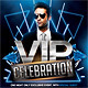 VIP Party Flyer - GraphicRiver Item for Sale