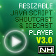 PHP-Javascript Shoutcast and Icecast V3.0  - CodeCanyon Item for Sale