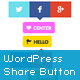 Share Button WordPress Plugin - CodeCanyon Item for Sale