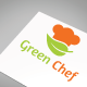 Green Chef Logo Template - GraphicRiver Item for Sale