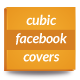 Cubic Facebook Covers - GraphicRiver Item for Sale