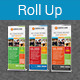 Multipurpose Business Roll-Up Banner Vol-12 - GraphicRiver Item for Sale