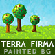 Terra Firma Painted Background - GraphicRiver Item for Sale