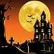 Halloween Background for Poster - GraphicRiver Item for Sale