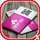 Magenta Business Card - GraphicRiver Item for Sale
