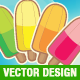 Ice Cream Vector Collection - GraphicRiver Item for Sale