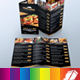 Trifold Restaurant & Cafe Menu Template - GraphicRiver Item for Sale