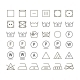 Set of Washing Symbols - GraphicRiver Item for Sale