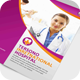 Trifold Brochure - Tersono Medical Template - GraphicRiver Item for Sale