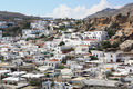 Lindos Village in Rhodes, Greece - PhotoDune Item for Sale