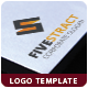 Fivestract Logo Template - GraphicRiver Item for Sale