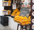 Shop Selling Fresh Orange Juice - PhotoDune Item for Sale