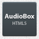 AudioBox - HTML5 Music Player - CodeCanyon Item for Sale