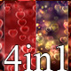 Hearts Valentine v8 (4-in-1) - VideoHive Item for Sale