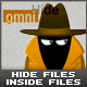 OmniHide: Hide files inside Images, Music & Videos - CodeCanyon Item for Sale