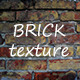 Brick Wall Textures - GraphicRiver Item for Sale