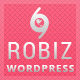 ROBIZ - Responsive Multi-Purpose Wordpress Theme - ThemeForest Item for Sale