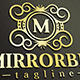 Mirror Logo - GraphicRiver Item for Sale