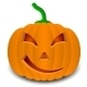 Pumpkin for Halloween - GraphicRiver Item for Sale