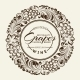 Vintage Radial Ornament Over Sepia - GraphicRiver Item for Sale