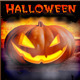 Halloween Pumpkin Candle Holes Style - GraphicRiver Item for Sale