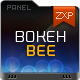 BokehBee - Bokeh Rain Lens-Flare Generator - GraphicRiver Item for Sale