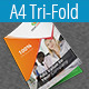 Multipurpose A4 Tri-Fold Brochure Template Vol-1 - GraphicRiver Item for Sale
