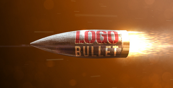 After Effects Project - VideoHive LOGO BULLET 719213