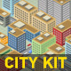 Isometric City Kit - VideoHive Item for Sale