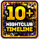 Nightclub V2 FB Timeline Cover - GraphicRiver Item for Sale