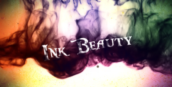 After Effects Project - VideoHive Ink Beauty 719540
