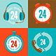 Twenty Four Hour Support - GraphicRiver Item for Sale