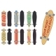 Skateboards and Longboards - GraphicRiver Item for Sale