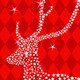 Star Christmas deer - GraphicRiver Item for Sale