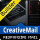CreativeMail - Responsive Email With Builder - ThemeForest Item for Sale