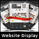 Website Presentation Display Mock-ups - GraphicRiver Item for Sale