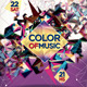 Color Of Music - GraphicRiver Item for Sale