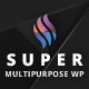 Super | Responsive Multi-Purpose Theme - ThemeForest Item for Sale