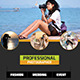 Photographer Flyer Template - GraphicRiver Item for Sale