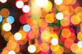 colourful lights bokeh background - PhotoDune Item for Sale
