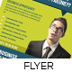 Businessman Flyer & Poster - GraphicRiver Item for Sale
