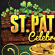 St. Patrick's Celebration Flyer - GraphicRiver Item for Sale