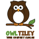 Owltiley Animal Logo - GraphicRiver Item for Sale