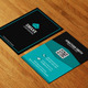 Corporate Business Card AN0216 - GraphicRiver Item for Sale