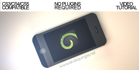 After Effects Project - VideoHive 4G Logo Reveal 723920