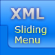 XML Based Sliding Menu - ActiveDen Item for Sale