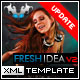 Fresh Idea XML Template - ActiveDen Item for Sale